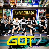 Love Train [First Press Limited Edition B](CD+DVD) / Got7