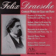 Comp.works For Cello & Piano: Thiem(Vc)Muller-steinbach(P)