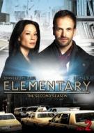 エレメンタリー ホームズ&ワトソン in NY シーズン2 DVD-BOX Part 2