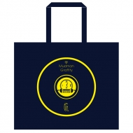 【-MUDMAN-TOTE BAG  COLOR:NAVY】/ A9 HIROTO BIRTHDAY GIG&FAN MEETING 2015 -Anniversary-オリジナルグッズ