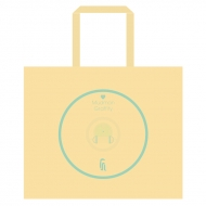 【-MUDMAN-TOTE BAG  COLOR:IVORY】/ A9 HIROTO BIRTHDAY GIG&FAN MEETING 2015 -Anniversary-オリジナルグッズ
