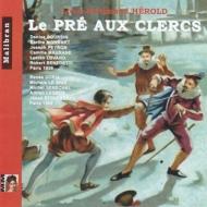 歌劇『クレルクの草原』全曲 R.ベネデッティ&管弦楽団、ブルサン、モラーヌ、他(1959)(2CD)