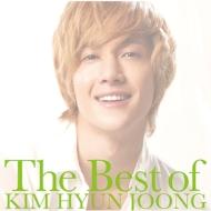 The Best of KIM HYUN JOONG【通常盤】(2CD)