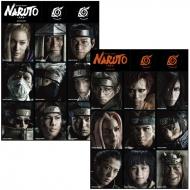 シール【2枚セット】/ ライブ・スペクタクル「NARUTO-ナルト-」