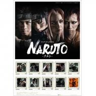 オリジナル切手シート【10枚セット】/ ライブ・スペクタクル「NARUTO-ナルト-」