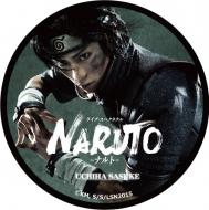 缶バッジ【うちはサスケ】/ ライブ・スペクタクル「NARUTO-ナルト-」