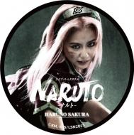 缶バッジ【春野サクラ】/ ライブ・スペクタクル「NARUTO-ナルト-」