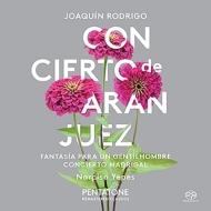 アランフェス協奏曲、ある貴紳のための幻想曲、マドリガル協奏曲 イエペス、ナヴァッロ&フィルハーモニア管、イギリス室内管