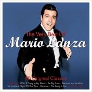 ベリー・ベスト・オブ・マリオ・ランツァ(2CD)