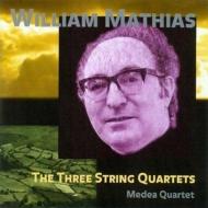 String Quartet, 1, 2, 3, : Medea Q