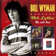 White Lightnin�f -the Solo Albums (4CD+DVD)