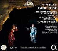 Tancrede: Schneebeli / Les Temps Presents & Les Chantres Arnould Druet Santon