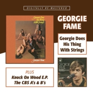 Georgie Does His Thing With String / Knock On Wood / Cbs A's & B's