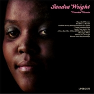 サンドラ・ライトの未発表アルバム『WOUNDED WOMAN』が再プレス