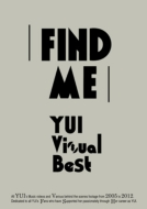 FIND ME YUI Visual Best 【通常盤】(DVD)