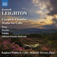 無伴奏チェロ・ソナタ、エレジー、パルティータ、他 ラファエル・ウォルフィッシュ、テッローニ