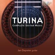 ギター作品全集 ヤン・デプレーテル