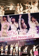 Rev.from DVL LIVE And Peace vol.2 @Zepp DiverCity -2014.12.29-(DVD)