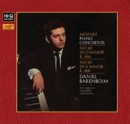 モーツァルト(1756-1791)/(Xrcd24)piano Concerto 20 23 : Barenboim(P) / Eco