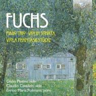 ピアノ三重奏曲、ヴァイオリン・ソナタ、幻想小曲集 プロティーノ、カヴァレッティ、ポリマンティ