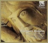 『カルミナ・ブラーナ〜13世紀の受難曲』 ペレス&アンサンブル・オルガヌム(2CD)