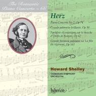 ピアノ協奏曲第2番、幻想曲集、華麗な大ポロネーズ シェリー、タスマニア交響楽団