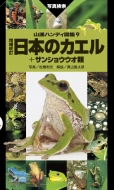 日本のカエル+サンショウウオ類 山溪ハンディ図鑑