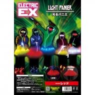 ローチケHMVAccessories/光るパニエ レディース 赤 Electric Ex