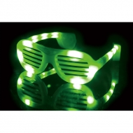 ローチケHMVAccessories/光るサングラス 緑 Electric Ex