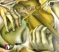 無伴奏ヴァイオリンによるロータ作品集 マウロ・トルトレッリ
