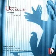 ヴァイオリンと通奏低音のためのソナタ集 アルパルラ