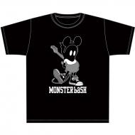 MONSTER baSH 2015 Tシャツ/ BUSTA02(ブラック)【M】