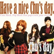 Have a nice Chu's day.