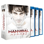 HANNIBAL/ハンニバル2 Blu-ray BOX