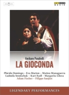 『ジョコンダ』全曲 サンユスト演出、アダム・フィッシャー&ウィーン国立歌劇場、マルトン、ドミンゴ、他(1986 ステレオ)