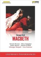 Macbeth : Ronconi, Sinopoli / Deutschen Oper Berlin, Bruson, M.Zampieri, J.Morris, D.o'Neill, ets (1987 Stereo)