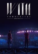 TOHOSHINKI LIVE TOUR 2015 WITH [Standard Edition] (2DVD)