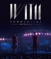 TOHOSHINKI LIVE TOUR 2015 WITH [Standard Edition] (Blu-ray)