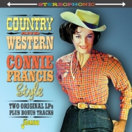 HMV&BOOKS onlineConnie Francis/Country & Western Connie Francis Style