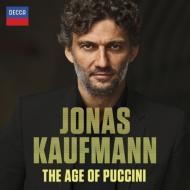 『エイジ・オブ・プッチーニ〜プッチーニと同時代のオペラ・アリア集』 カウフマン、パッパーノ&聖チェチーリア国立音楽院管、他