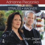 Wagner Wesendonk Lieder, R.Strauss Lieder : Pieczonka(S)Zeger(P)