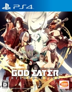 Game Soft (PlayStation 4)/God Eater Resurrection クロスプレイパック & アニメvol.1(Ltd)