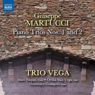 ピアノ三重奏曲第1番、第2番 トリオ・ヴェガ