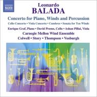 『クンブレス』、ピアノと管楽器と打楽器のための協奏曲、ヴィオラ協奏曲、他 カーネギー・メロン・ウィンド・アンサンブル