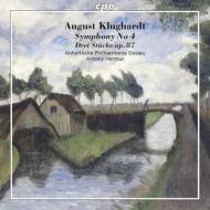 交響曲第4番、3つの小品 ヘルムス&デッサウ・アンハルト・フィル