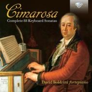 鍵盤楽器のための88のソナタ全曲 ボルドリーニ(フォルテピアノ)(2CD)