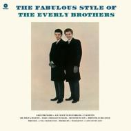 ローチケHMVEverly Brothers/Fabulous Style Of (180g)(Hi-fi)(Ltd)