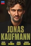 ヨナス・カウフマン〜4つのオペラ全曲 トスカ、カルメン、ファウスト、ウェルテル(6DVD)