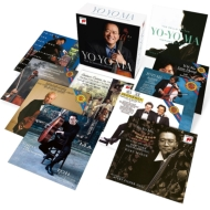 ヨーヨー・マ/クラシカル・チェロ・コレクション(15CD)