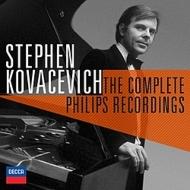 ピアノ作品集/Kovacevich: Complete Philips Recordings (Ltd)